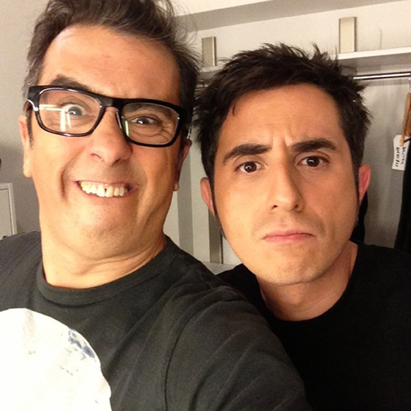 Berto y yo