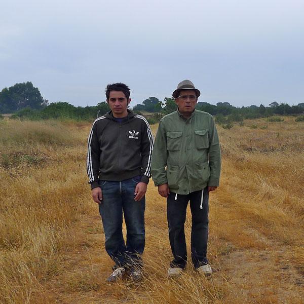 Berto Romero y Andreu Buenafuente