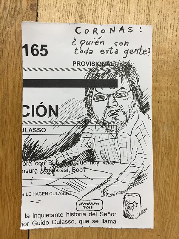Javier Coronas