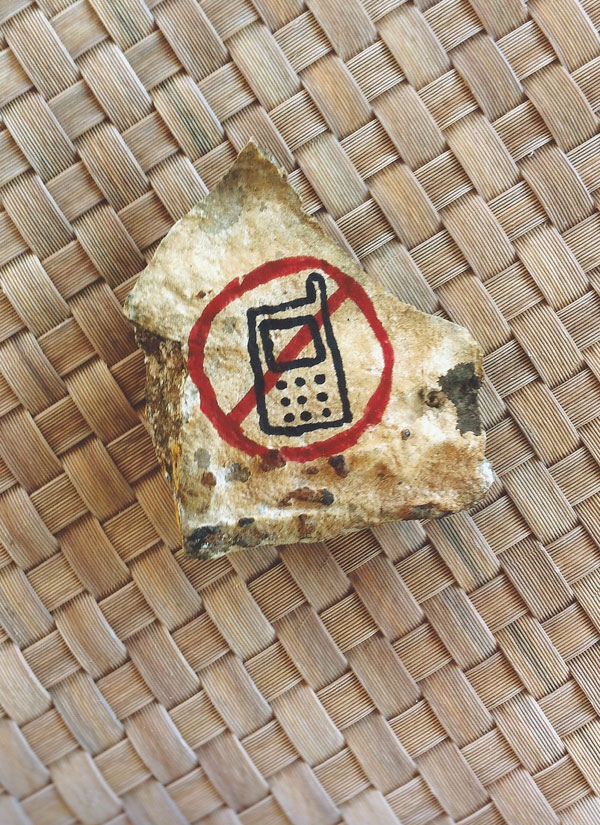 Apaguen sus móviles
