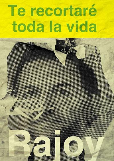 Poster Rajoy