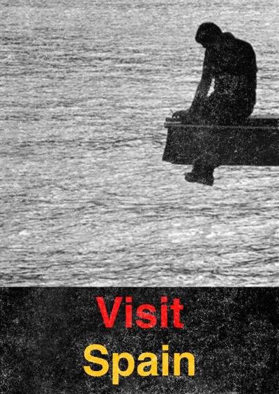 Poster Visit Spain