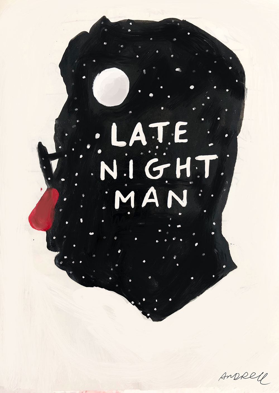 Late Night Man
