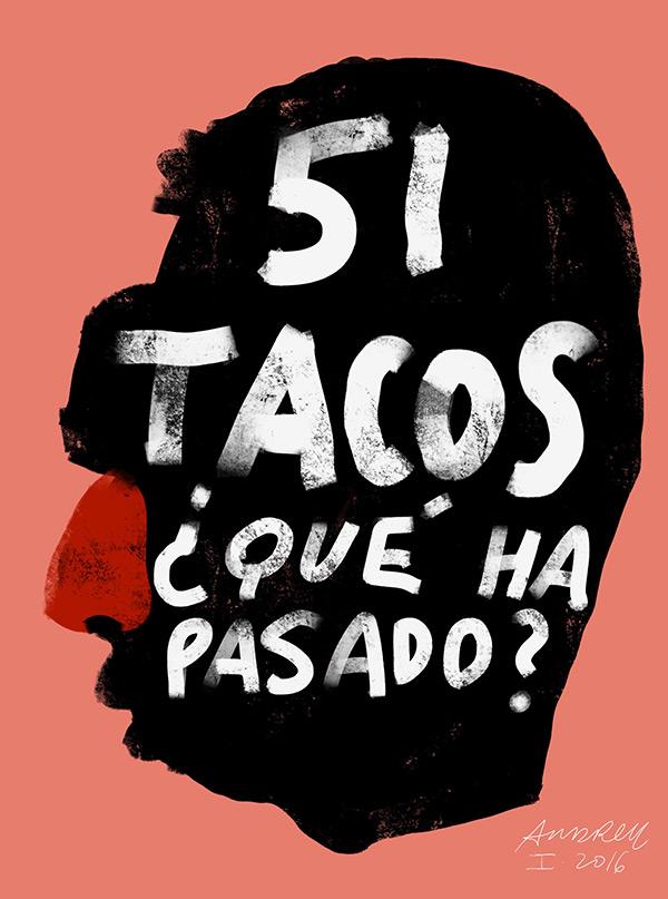 51 tacos