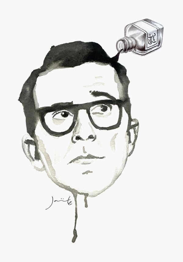 Andreu Buenafuente según Javier Infante