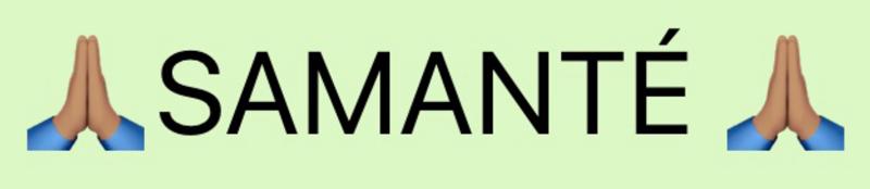 Samanté