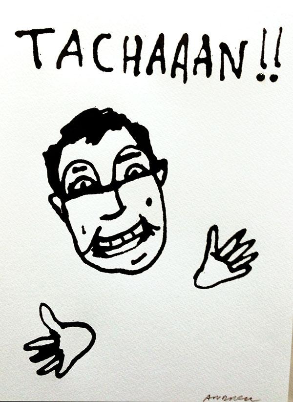 ¡¡¡Tachaaan!!!