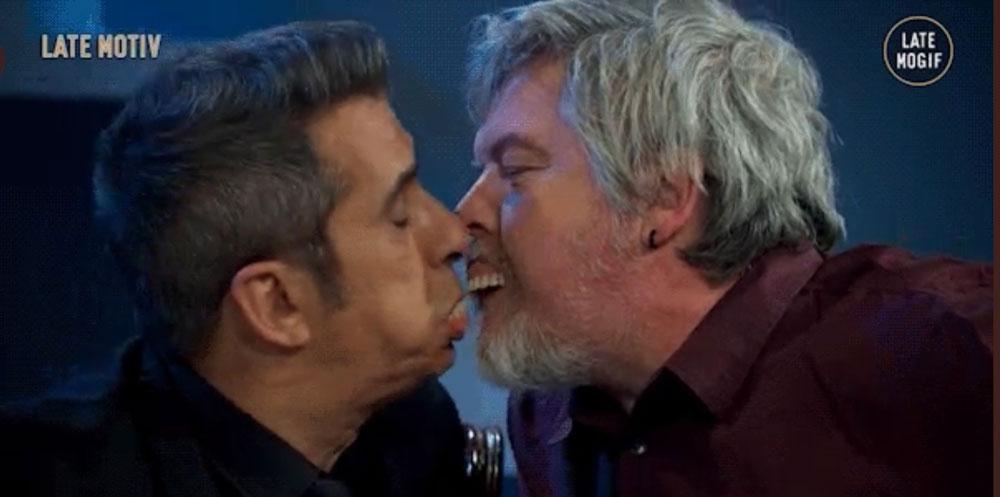 Andreu Buenafuente y Javier Coronas
